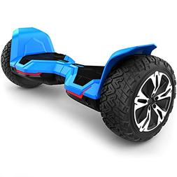 Gyroor Warrior 8.5 inch All Terrain Off Road Hoverboard with