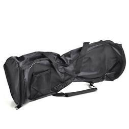 """Waterproof Black Handbag Carrying Bag for 8"""" Self Balancing"""