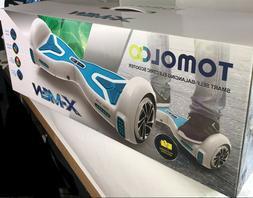 TOMOLOO X-MEN w/ LEDs Two-Wheel Self Balancing Scooter UL227